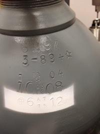 アメリカ規格高圧ガスボンベ・マニホールド